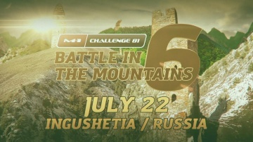 M-1 Challenge 81, Battle in the Mountains 6, July 22, Nazran