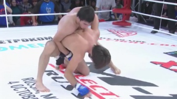 Rustam Khabilov vs Said Khalilov, M-1 Selection 8