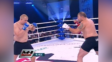 Vahan Bojukyan vs Igor Kukurudziak, M-1 Selection Ukraine 2010 - Clash of the Titans