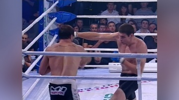 Igor Shpatenko vs Pavel Pokatilov, M-1 Selection Ukraine 2010 - Clash of the Titans