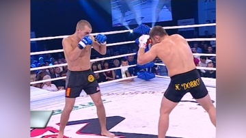 Andrei Prizyuk vs Ivan Gladkiy, M-1 Selection Ukraine 2010 - Clash of the Titans