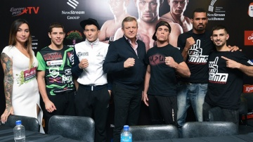 M-1 Challenge 85: Ismagulov vs Karranka press-conference