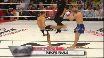 Mairbek Taisumov vs Sergey Adamchuk, M-1 Selection 2010: Eastern Europe Finals