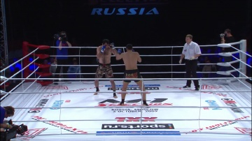 Alikhan Magomedov vs Anatoly Lavrov, M-1 Selection 2009 7