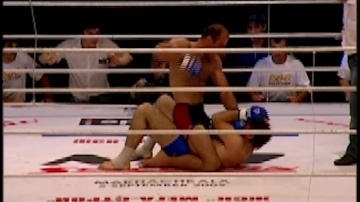 Rasul Magomedov vs , M-1 Selection 6