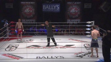 Mike Geurin vs Tyson Jeffries, M-1 Selection 2010: The Americas Finals