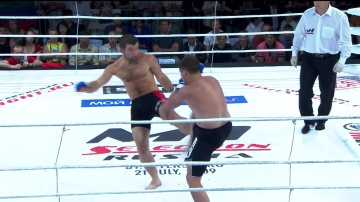 Sergey Bal vs Magomed Sultanakhmedov, M-1 Selection 5