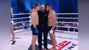 Ruslan Khaskhanov vs Andrei Balakhonov, M-1 Selection Ukraine 2010 - Clash of the Titans