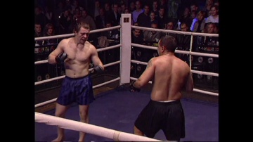 Mikhail Gilyaev vs Igor Vasilyev, M-1 MFC: Exclusive Fight Night 3