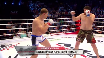 Maxim Grishin vs Arsen Abdulkerimov, M-1 Selection 2010: Eastern Europe Round 3