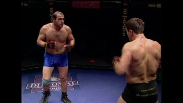 Martin Malkhasyan vs Ibragim Magomedov, M-1 MFC: Heavyweight GP