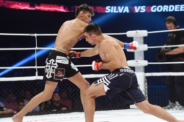 Michel Silva vs Pavel Gordeev, M-1 Challenge 82